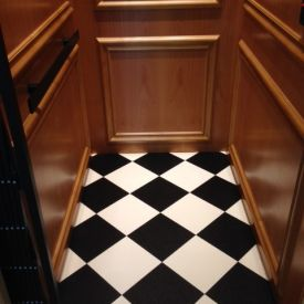 Elevator Floor Installation
